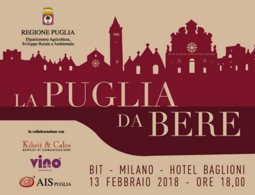 """Vinoway presenta a Milano """"La Puglia da Bere"""": Masterclass Vini Rossi di Puglia"""