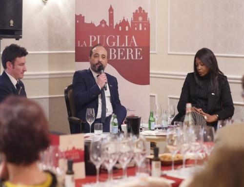 La Puglia da Bere, e da mangiare, conquista Milano
